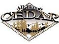 All Things Cedar, Los Angeles - logo